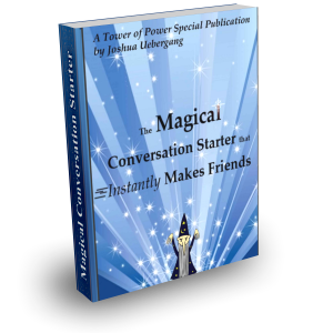 image - Magical Conversation Starters ebook