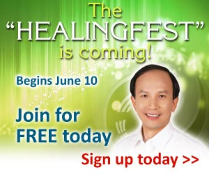 spring forest healing fest